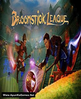 Broomstick League Cover, Poster, Full Version, PC Game, Download Free