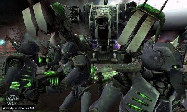 Dawn Of War Dark Crusade Screenshot 2, Full Version, PC Game, Download Free