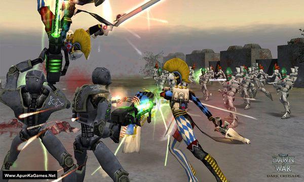 Dawn Of War Dark Crusade Screenshot 3, Full Version, PC Game, Download Free