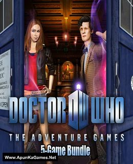 Doctor Who The Adventure Games Cover, Poster, Full Version, PC Game, Download Free