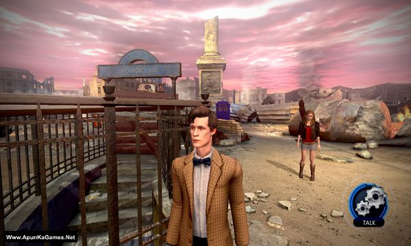 Doctor Who The Adventure Games Screenshot 1, Full Version, PC Game, Download Free