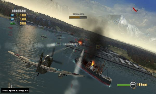 Dogfight 1942 Limited Edition Screenshot 3, Full Version, PC Game, Download Free