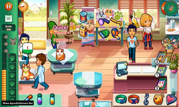 Dr. Cares - Family Practice Screenshot 2, Full Version, PC Game, Download Free