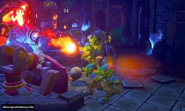 Dungeon Defenders Awakened Screenshot 1, Full Version, PC Game, Download Free