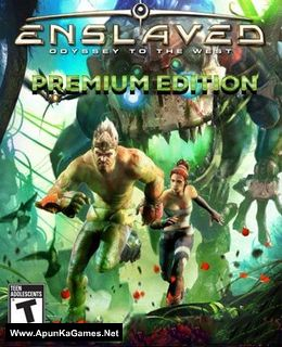Enslaved: Odyssey to the West Premium Edition Cover, Poster, Full Version, PC Game, Download Free