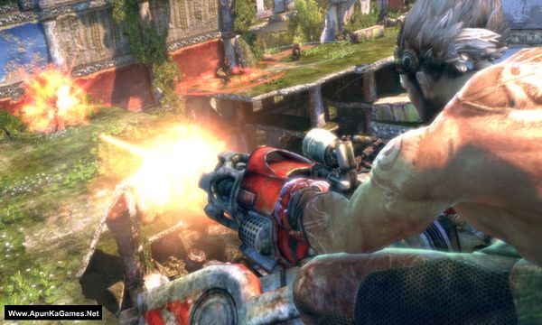Enslaved: Odyssey to the West Screenshot 1, Full Version, PC Game, Download Free