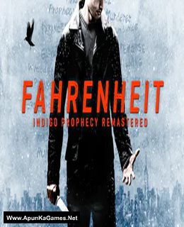 Fahrenheit: Indigo Prophecy Remastered Cover, Poster, Full Version, PC Game, Download Free