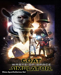 Goat Simulator: Waste of Space Cover, Poster, Full Version, PC Game, Download Free