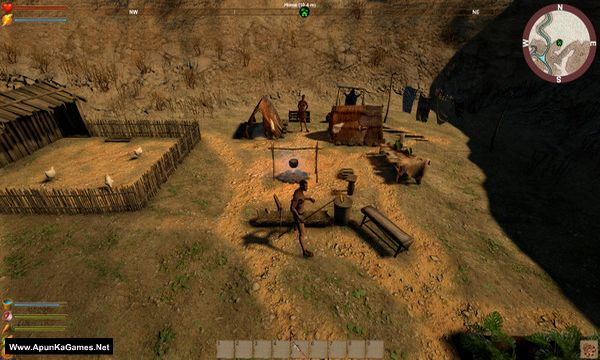Into The Valley Screenshot 1, Full Version, PC Game, Download Free