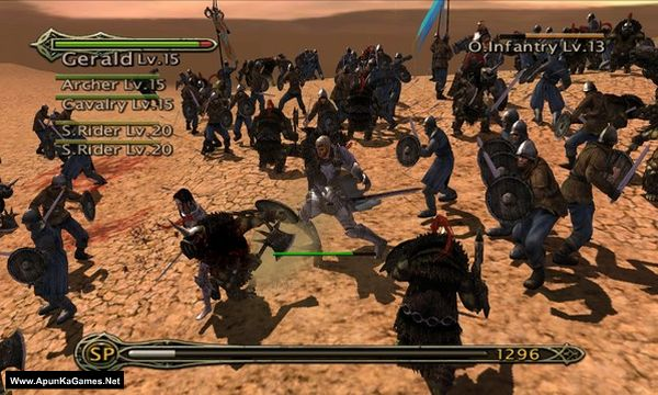Kingdom Under Fire: The Crusaders Screenshot 1, Full Version, PC Game, Download Free