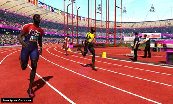 London 2012 The Official Video Game Screenshot 1, Full Version, PC Game, Download Free