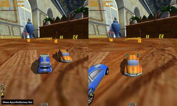 Mad Tracks Screenshot 1, Full Version, PC Game, Download Free