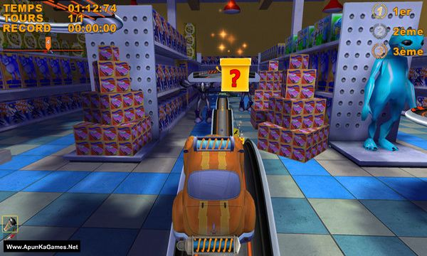 Mad Tracks Screenshot 2, Full Version, PC Game, Download Free