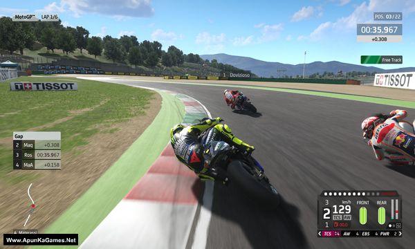 MotoGP 20 Screenshot 1, Full Version, PC Game, Download Free