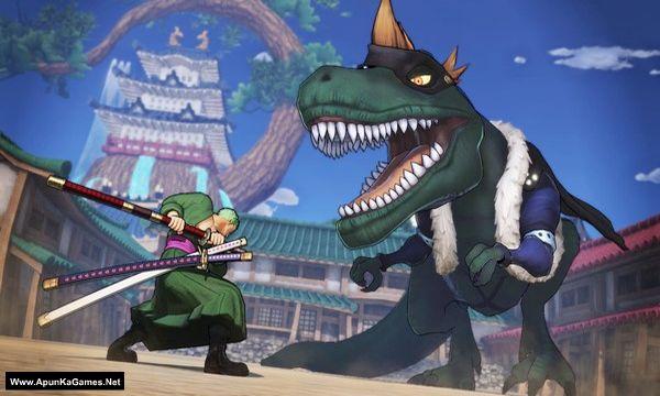 One Piece: Pirate Warriors 4 Screenshot 1, Full Version, PC Game, Download Free