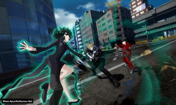 One Punch Man: A Hero Nobody Knows Screenshot 2, Full Version, PC Game, Download Free