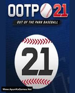Out of the Park Baseball 21 Cover, Poster, Full Version, PC Game, Download Free