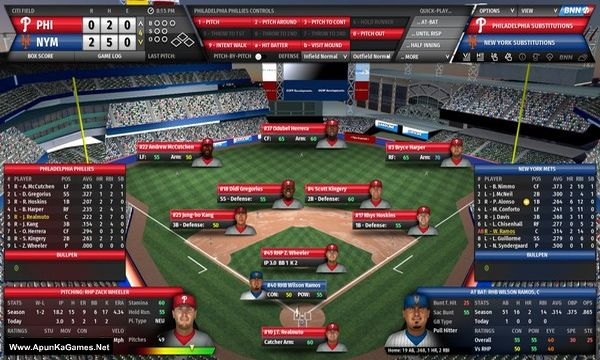 Out of the Park Baseball 21 Screenshot 1, Full Version, PC Game, Download Free