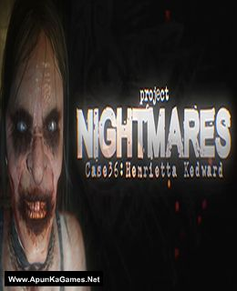 Project Nightmares Case 36: Henrietta Kedward Cover, Poster, Full Version, PC Game, Download Free