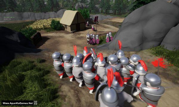 Shieldwall Screenshot 1, Full Version, PC Game, Download Free