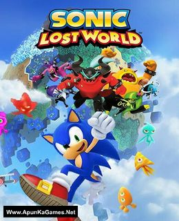 Sonic Lost World Cover, Poster, Full Version, PC Game, Download Free