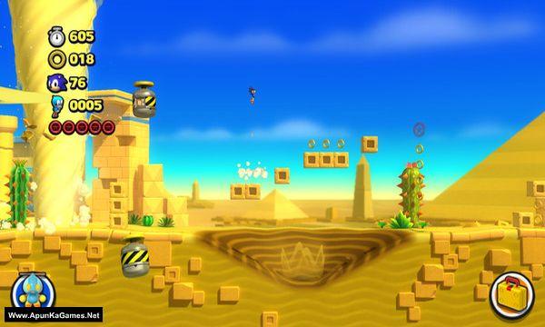 Sonic Lost World Screenshot 2, Full Version, PC Game, Download Free