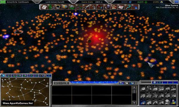 Space Empires V Screenshot 2, Full Version, PC Game, Download Free