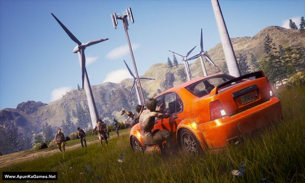 State of Decay 2: Juggernaut Edition Screenshot 1, Full Version, PC Game, Download Free