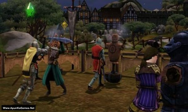 The Sims Medieval Screenshot 1, Full Version, PC Game, Download Free