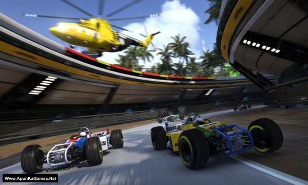 Trackmania Turbo Screenshot 2, Full Version, PC Game, Download Free