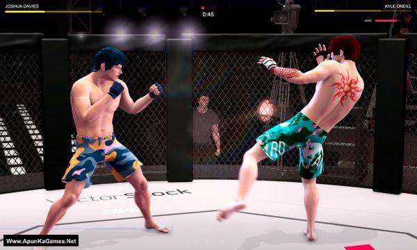 Ultimate MMA Screenshot 2, Full Version, PC Game, Download Free