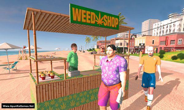 Weed Shop 2 Screenshot 1, Full Version, PC Game, Download Free