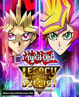 Yu-Gi-Oh! Legacy of the Duelist Link Evolution Cover, Poster, Full Version, PC Game, Download Free