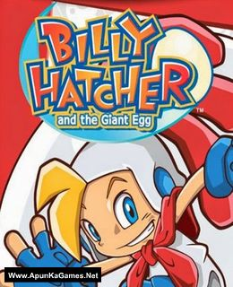 Billy Hatcher and the Giant Egg Cover, Poster, Full Version, PC Game, Download Free