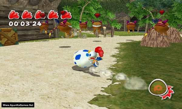 Billy Hatcher and the Giant Egg Screenshot 1, Full Version, PC Game, Download Free