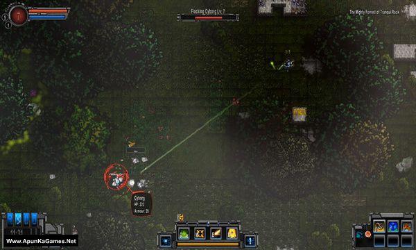 BorderStrain Screenshot 1, Full Version, PC Game, Download Free