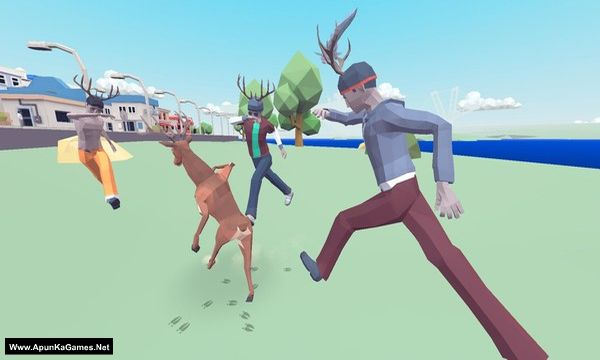 DEEEER Simulator: Your Average Everyday Deer Game Screenshot 3, Full Version, PC Game, Download Free
