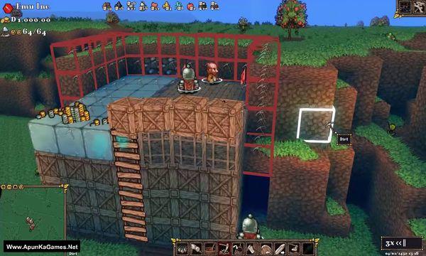 DwarfCorp Screenshot 3, Full Version, PC Game, Download Free
