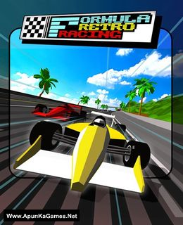 Formula Retro Racing Cover, Poster, Full Version, PC Game, Download Free