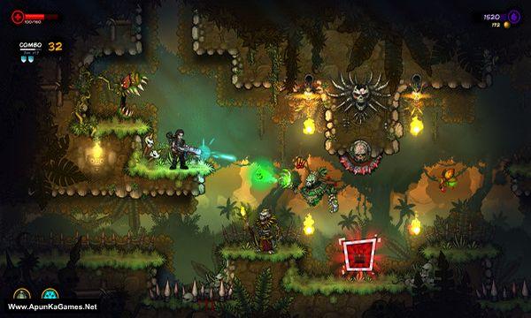 Fury Unleashed Screenshot 2, Full Version, PC Game, Download Free