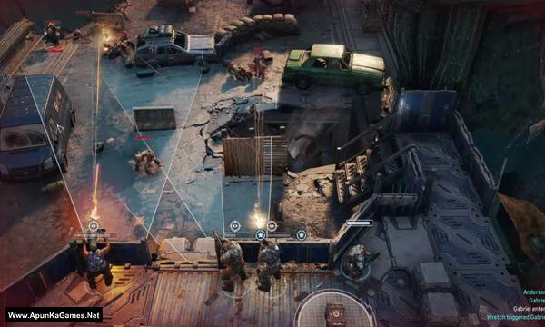 Gears Tactics Screenshot 3, Full Version, PC Game, Download Free