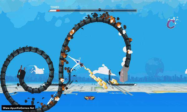 Jet Lancer Screenshot 3, Full Version, PC Game, Download Free