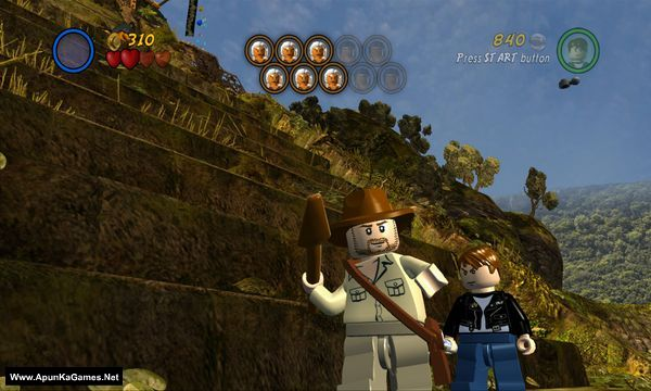 Lego Indiana Jones 2: The Adventure Continues Screenshot 3, Full Version, PC Game, Download Free