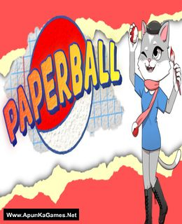 Paperball Cover, Poster, Full Version, PC Game, Download Free