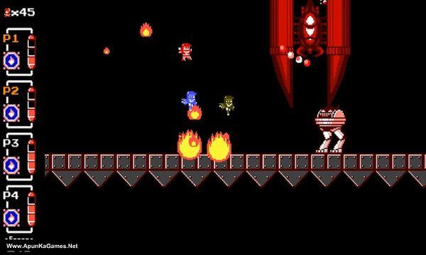 Pyro Fighters Screenshot 2, Full Version, PC Game, Download Free