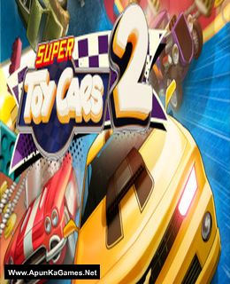 Super Toy Cars 2 Cover, Poster, Full Version, PC Game, Download Free