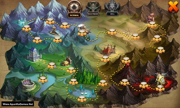 Sword and Adventurer Screenshot 2, Full Version, PC Game, Download Free
