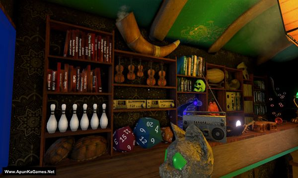 Tales From Off-Peak City Vol. 1 Screenshot 1, Full Version, PC Game, Download Free