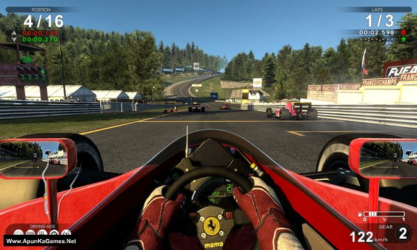 Test Drive: Ferrari Racing Legends Screenshot 2, Full Version, PC Game, Download Free