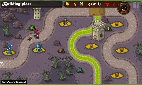 Tower Blitz Screenshot 3, Full Version, PC Game, Download Free
